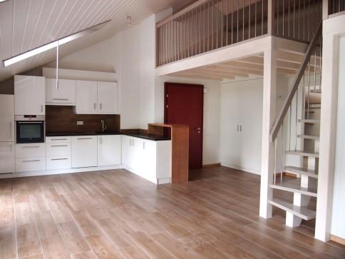 Appartement récent - 4 pièces - Soral (campagne Genevoise)