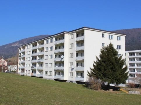 Appartement rénové à 2.5 pièces