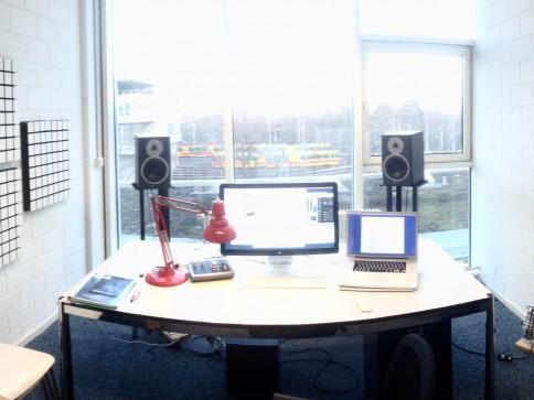 Atelier / Büro im Dreispitz (Basel) zu vermieten