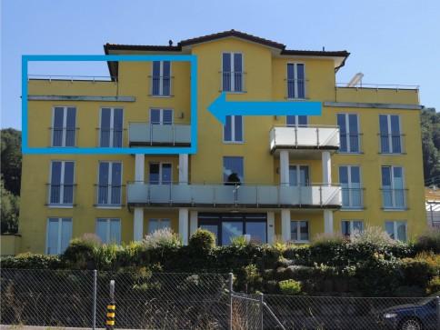 Attika-/Maisonette-Wohnung mit überwältigender Seesicht