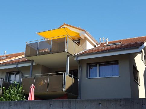 Attique avec balcon de 12 m2
