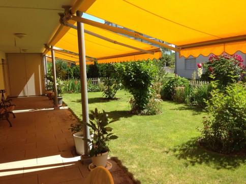 Attraktive 3 1/2 Wohnung mit Gartensitzplatz zu verkaufen!!