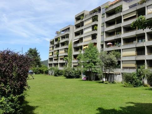 Attraktive 3.5-Zimmerwohnung in Muri mit Sicht ins Grüne