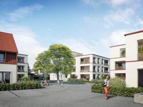 Attraktive 4.5-Zimmer-Wohnung zur Erstvermietung in Aarau Rohr