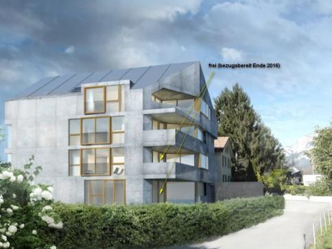 Attraktive 5.5-Zimmerwohnung - Neubau