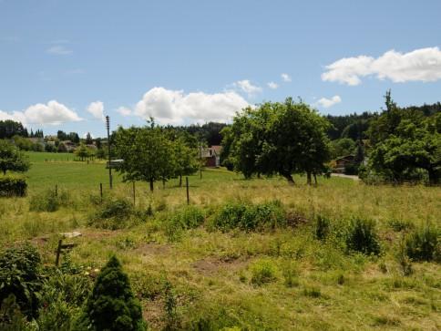 Attraktive Baulandparzelle an ruhiger Sonnenlage
