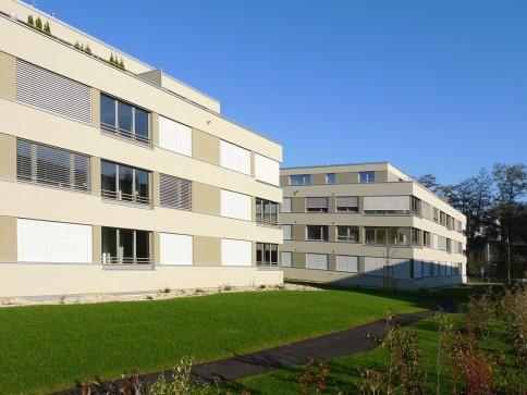 Attraktive Neubau, 3.5-Zimmerwohnung im 2.OG