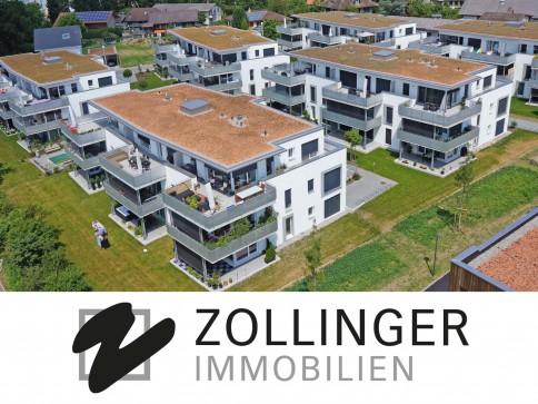 Attraktive und moderne Wohnung mit grosser Terrasse