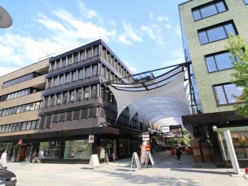 Bahnhofstrasse Buchs - attraktive Ladenfläche