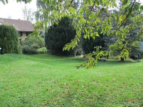 Bauparzelle an ruhiger Lage in Muri b. Bern