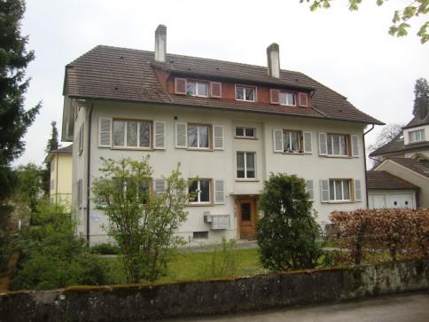 Befristete Miete 3-Zimmerwohnung in Murten