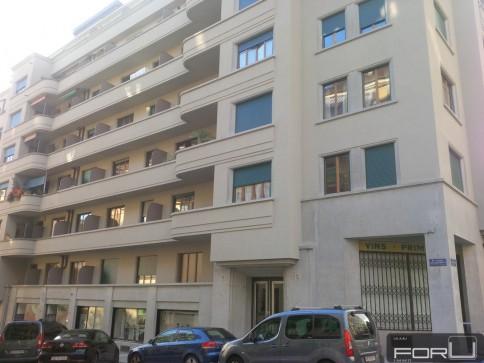Bel appartement 2 pièces au 6e à Malagnou
