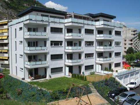 Bel appartement 4.5 pces à louer à Sion-Ouest