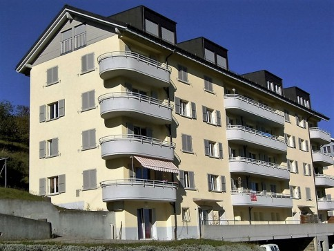 Bel appartement de 3.5 p avec une grande terrasse de 38m2