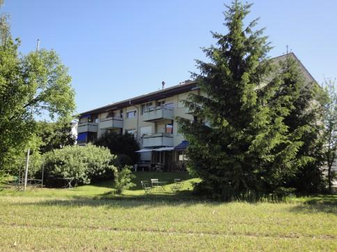 Belp-neu sanierte Wohung mit teilweiser Alpensicht und Gartensitzplatz