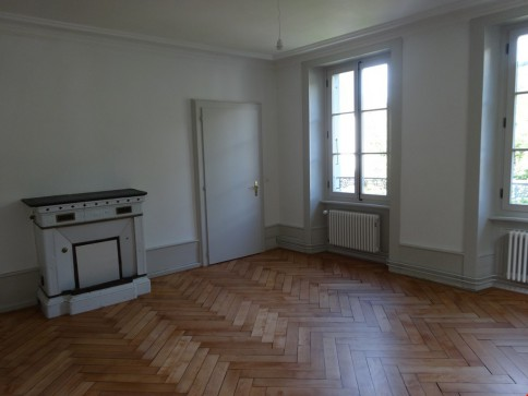 Bex : appartement de 4 pièces avec cachet
