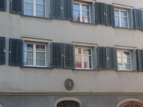 Bildschöne Wohnung im historischen Haus