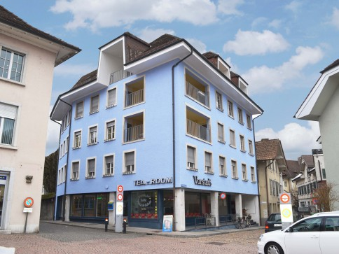 Büro-/Praxisräume im Herzen der Stadt Solothurn