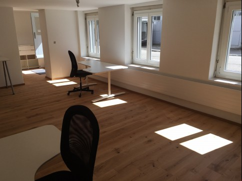 Büro, Geschäftsräumlichkeit in St.Gallen