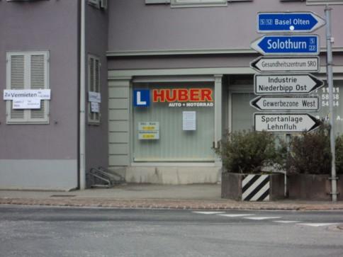 Büro oder Laden an zentraler Lage in Niederbipp