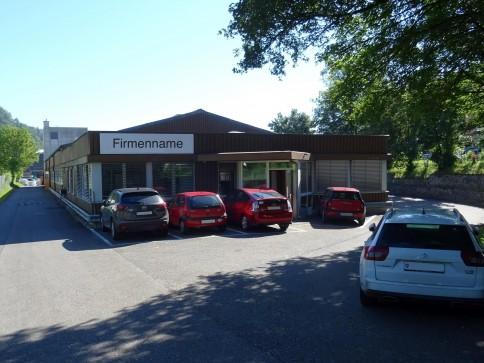 Bürofläche in der Industriezone-Ried in Zwingen BL