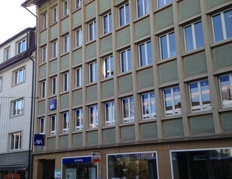 Büroräume / Gemeinschaftsbüros / Praxisräume