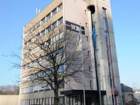 Büroräume im Gewerbehaus W36