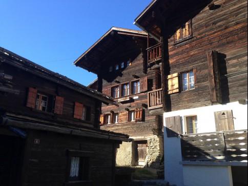 Charmant duplex au centre village de Vercorin