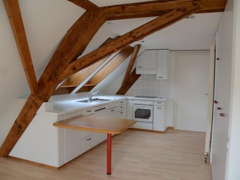 Charmante Dachwohnung mit Galerie