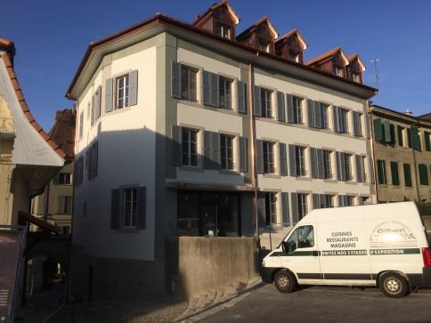 Charmants appartements neufs dans environnement historique