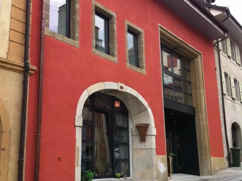 Chouette loft dans la vieille ville