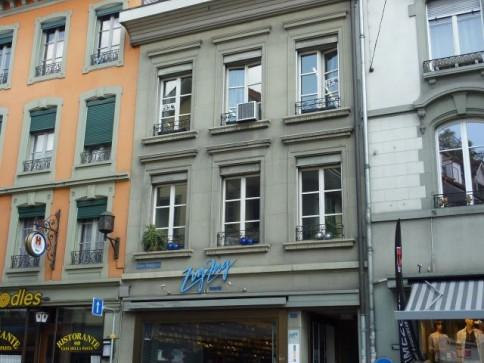 Coiffeursalon im Herzen der Thuner Altstadt