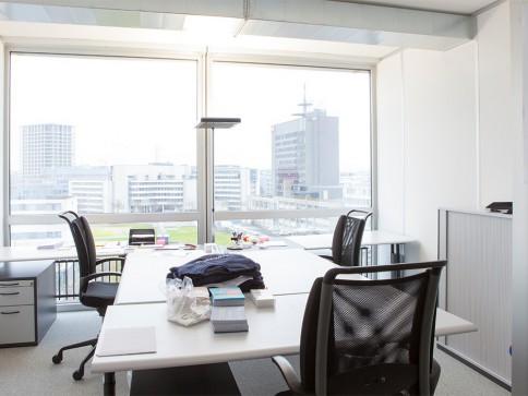 Coworking und eigene Büros