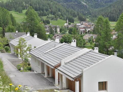 Dachwohnung mit alpiner Ambiente