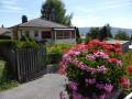 Dans villa avec dégagement, jardin et dépendances