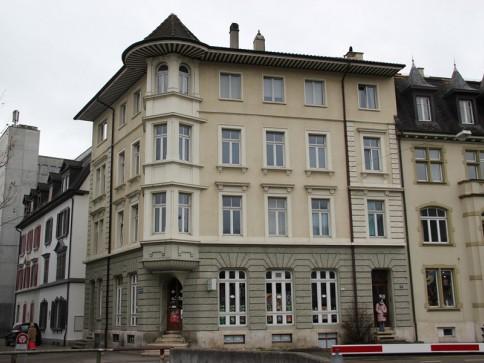 Delémont gare - appartements de 3 pièces