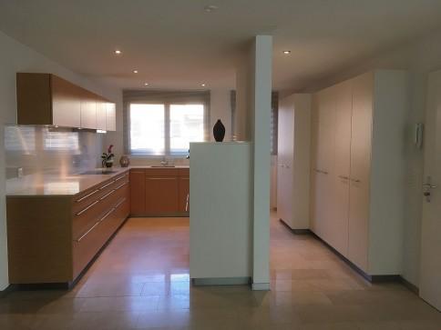 Designerwohnung mit Marmorboden