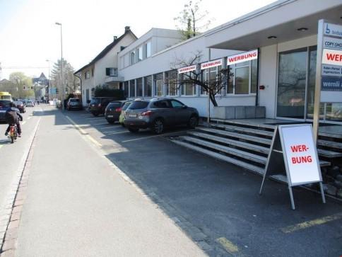 EG Büro- /Ausstellungs- /Verkaufsräume in Aarau