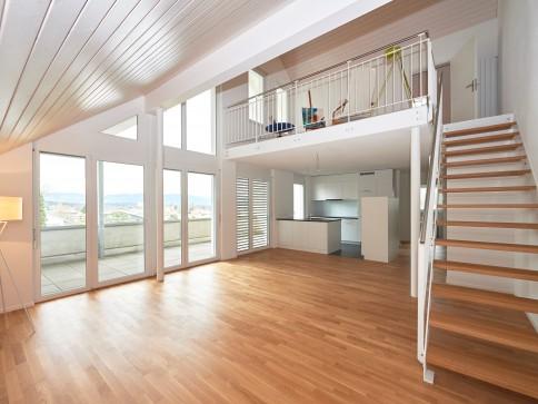 Eigentumswohnung mit Galerie+Estrich