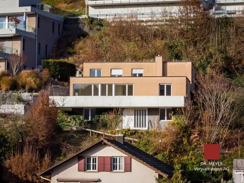 Einfamilien-Terrassenhaus mit Garage
