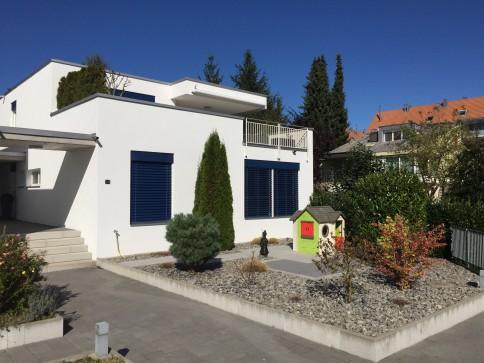 Einfamilienhaus mit Alpensicht