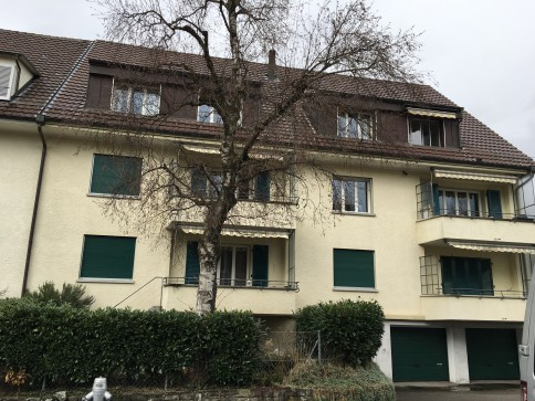 Einzelgarage am Ginsterweg 16 in Bern