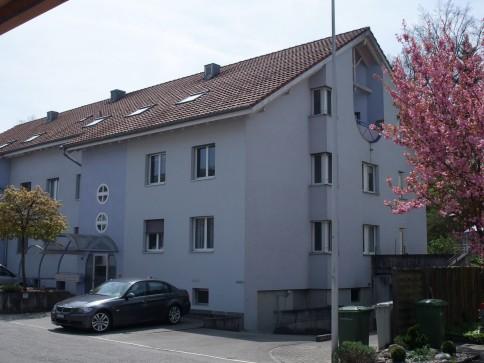 Einzigartige 3.5-Zimmer-Dachwohnung mit Galerie inkl. EHP und PP