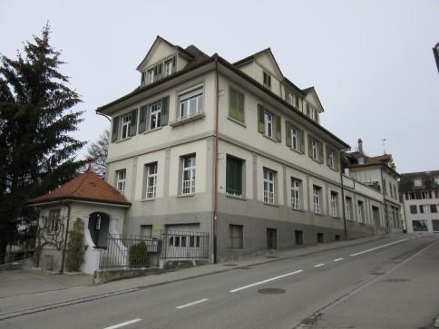 Einzigartige 5 - Zimmer - Wohnung mit grosser Terrasse