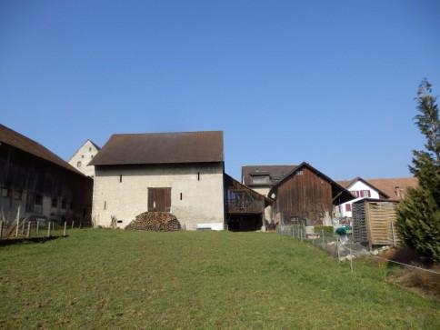 Einzigartige Baulandparzelle in Rüfenach!