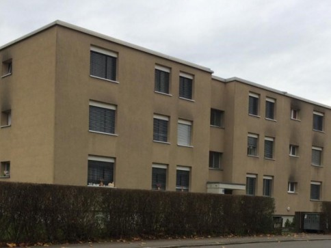 Erstbezug nach Totalsanierung 4.5 Zimmer - Wohnung
