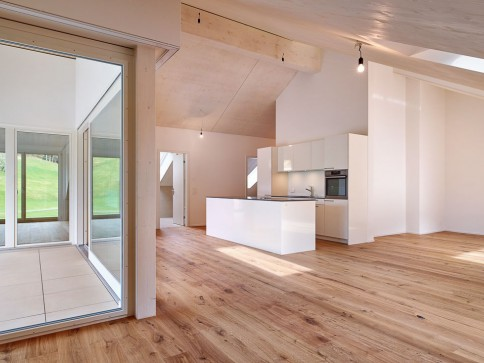 Erstvermietung am Mattenbach | 3.5-Zimmer-Dachwohnung