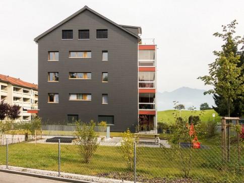 Erstvermietung Dachwohnungen Sonnengarten in Schübelbach