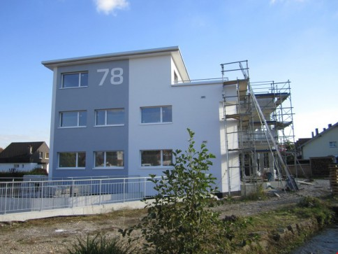 Erstvermietung im Zentrum 2 x 4.5 Zimmer im Erdgeschoss