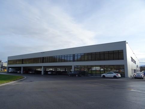 Erstvermietung Produktionsfläche in modernem Industriegebäude